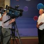 Media Interview Emanuel