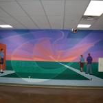 Mural 1 complete - horizontal