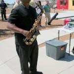 Unveiling Ceremony Sax