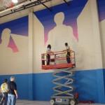 Mural Process 3