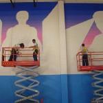 Mural Process 5