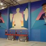 Mural process 1