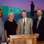 Superintendent Houston Emanuel Minnick Kenyon Patterson