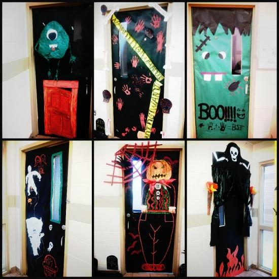 new halloween doors