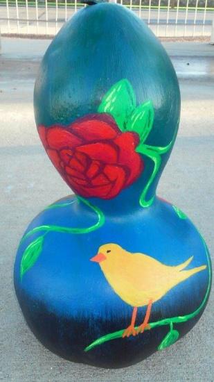 gourd bird
