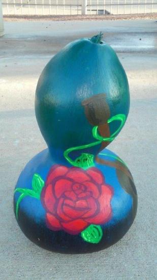 gourd rose