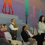 """Attendees at """"Achieving New Heights"""" unveiling"""