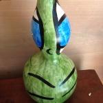 Snake gourd Art