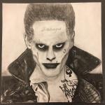 """""""Portrait Of The Joker"""" by Steven from Mill Creek UT"""